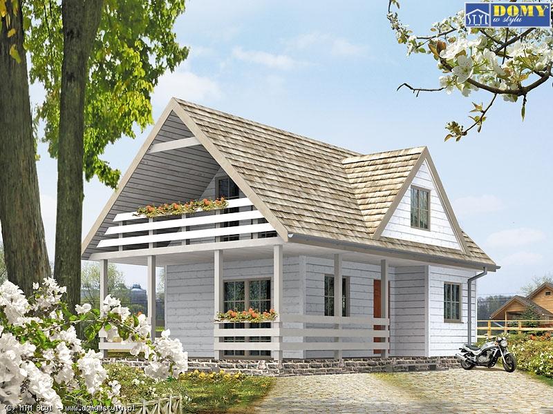 Projet fini mod le d une maison bois en madriers poziomka for Acheter une maison a bali
